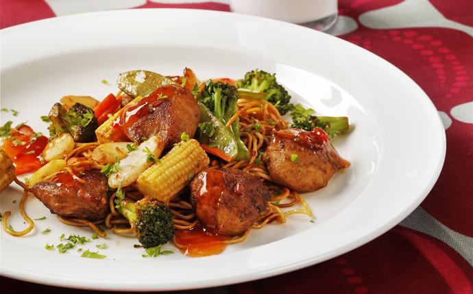 TZAY sojabitar wok sweet chili
