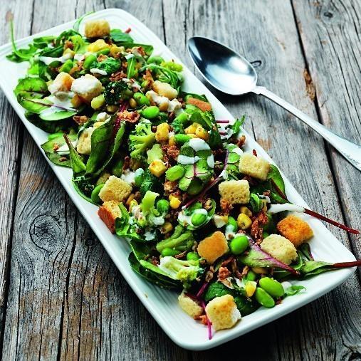 Crispy Onion Salad