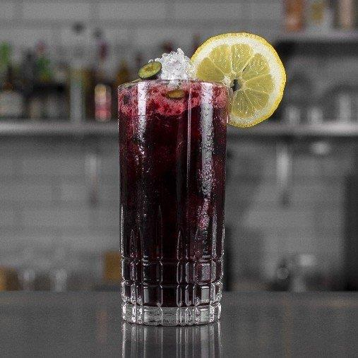 Drink - Blueberry Cabana